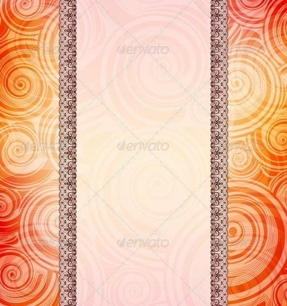 Creative design banner - Backgrounds Decorative