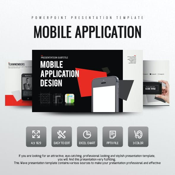 Mobile Application Design PowerPoint