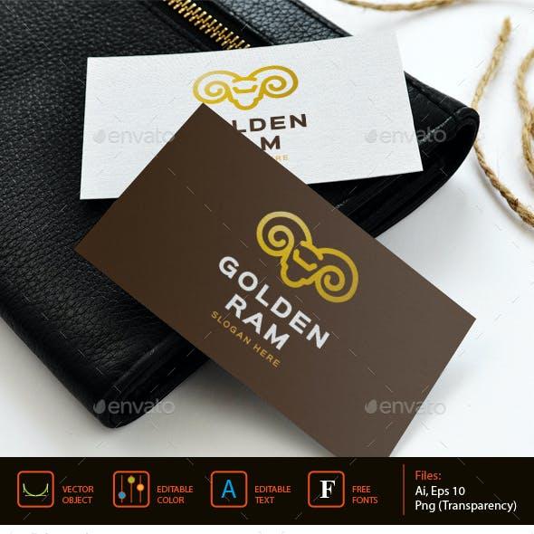 Golden Ram logo