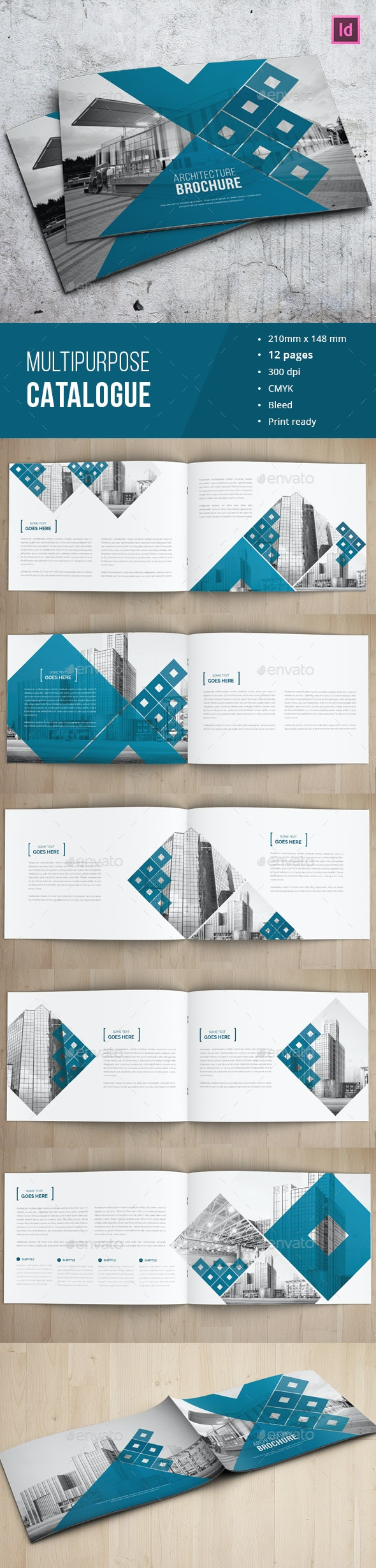5 Best Brochure Templates  for February 2019