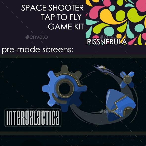 Space Shooter Game Kit
