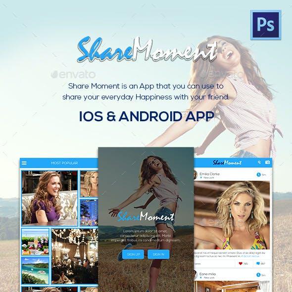 Photo App UI KIT
