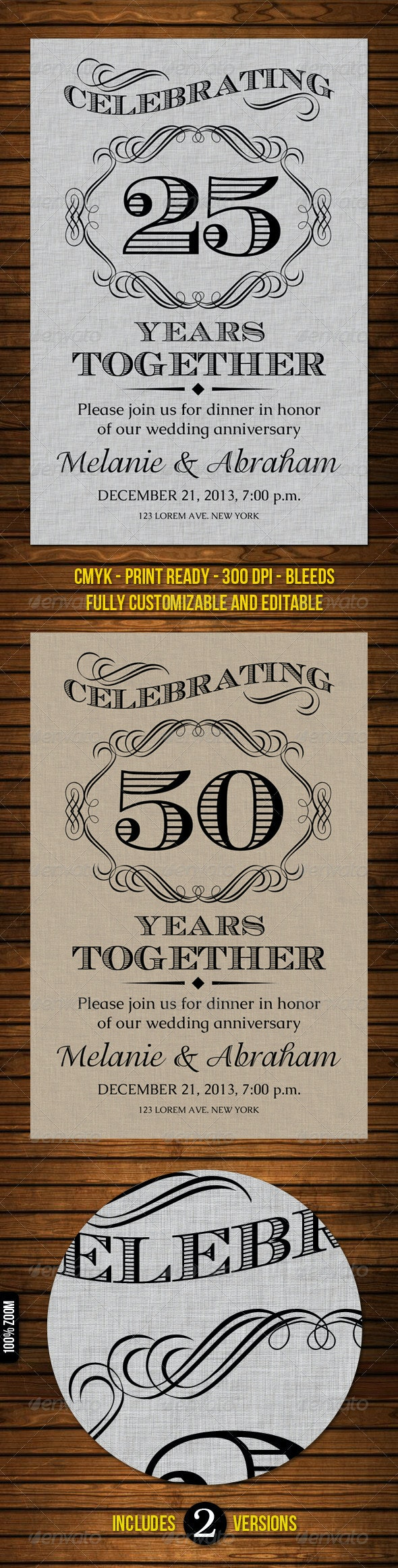 Wedding Anniversary Cards - Anniversary Greeting Cards
