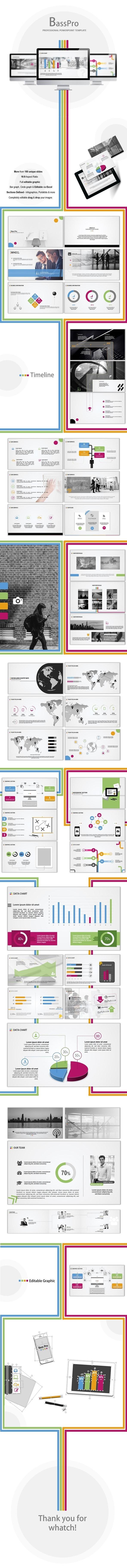 Bass Pro - Powerpoint Presentation - Presentation Templates