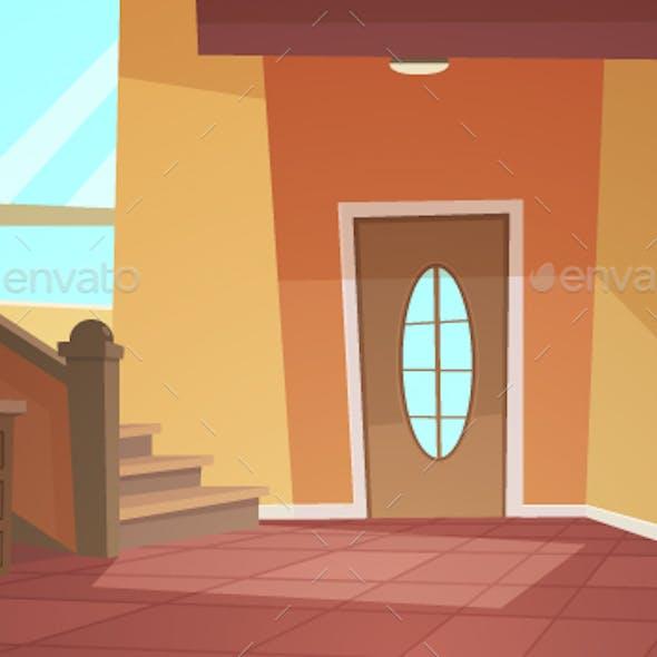 Cartoon Interior