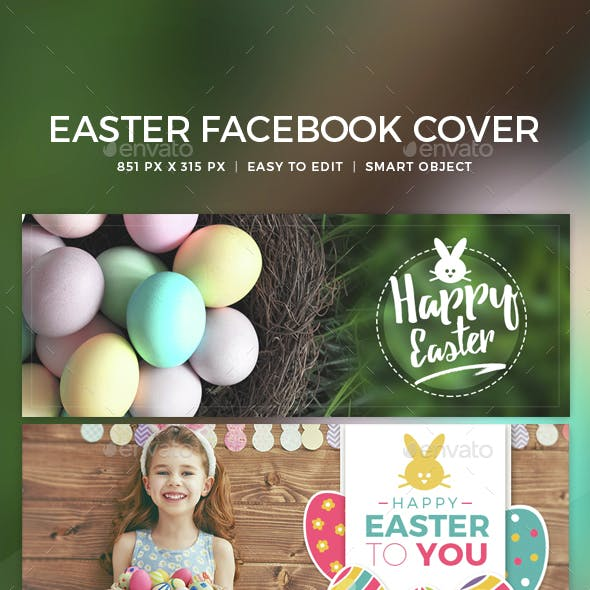 Easter Facebook Timeline Cover