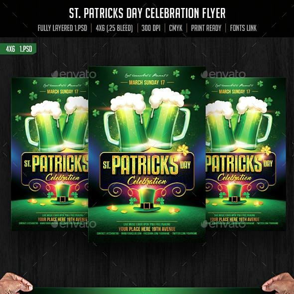 St. Patricks Day Celebration