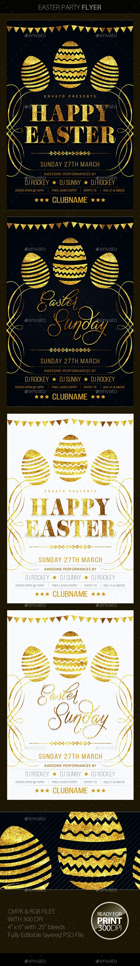Easter Party - Clubs & Parties Events