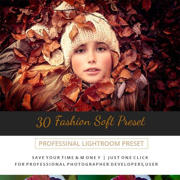 30 Fashion Soft Preset