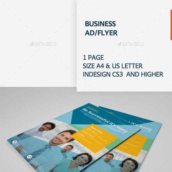 Business Ad / Flyer
