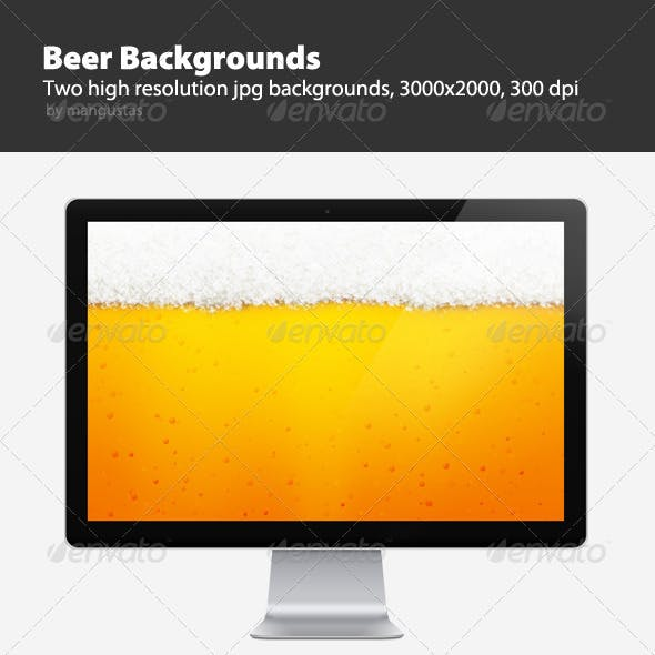 Beer Backgrounds