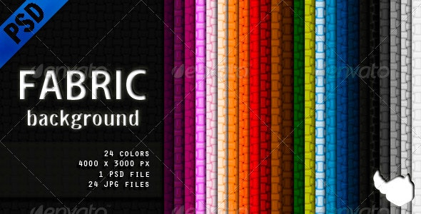 Fabric Background - Backgrounds Graphics