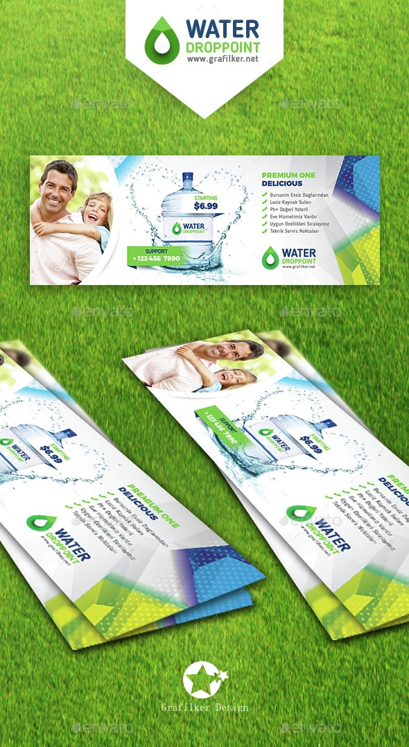 Drinking Water Service Cover Templates - Facebook Timeline Covers Social Media