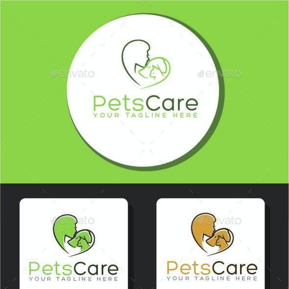 Pet Care Logo Templates