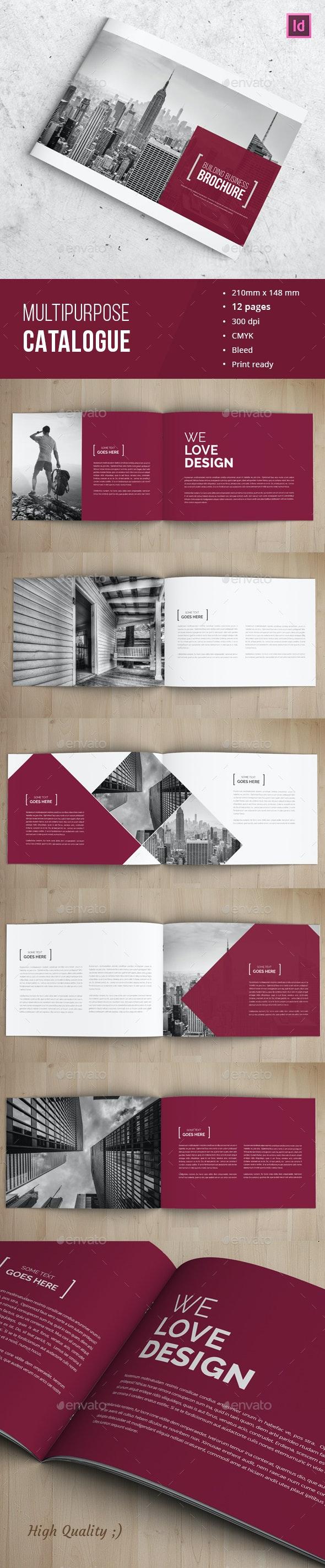 Architecture Business Brochure 02 - Corporate Brochures