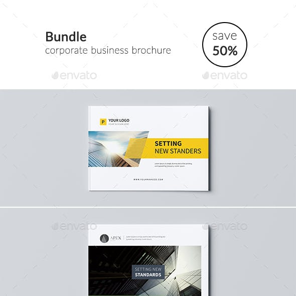 Business Brochure Bundle