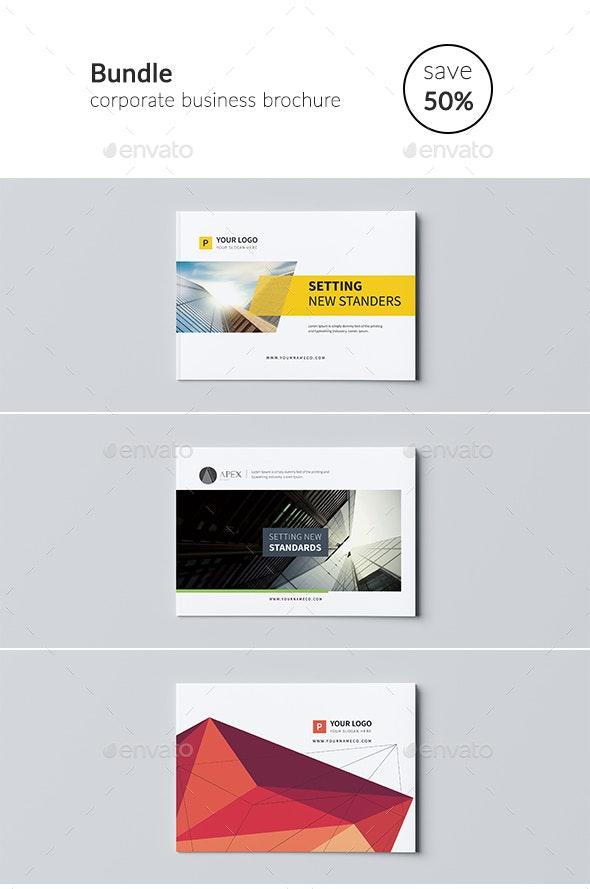 Business Brochure Bundle - Corporate Brochures