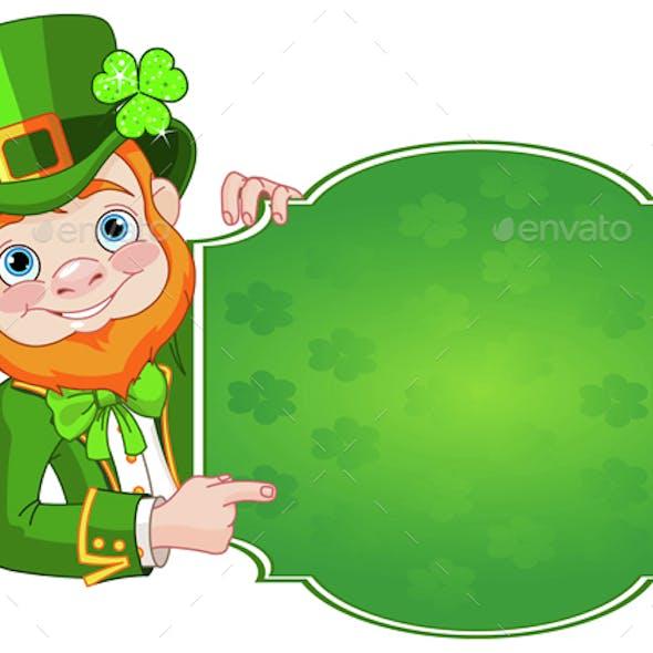 St. Patrick's Leprechaun