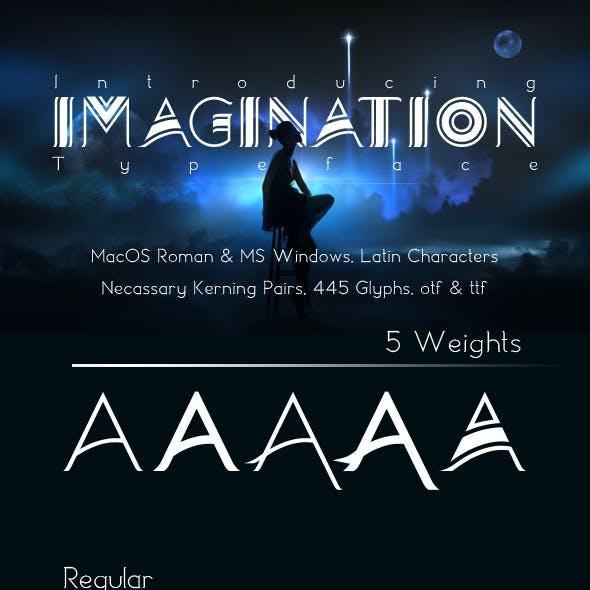Imagination Typeface