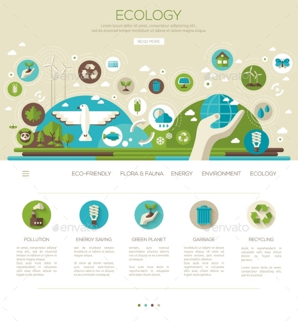 Ecology Environment Green Energy - Landscapes Nature