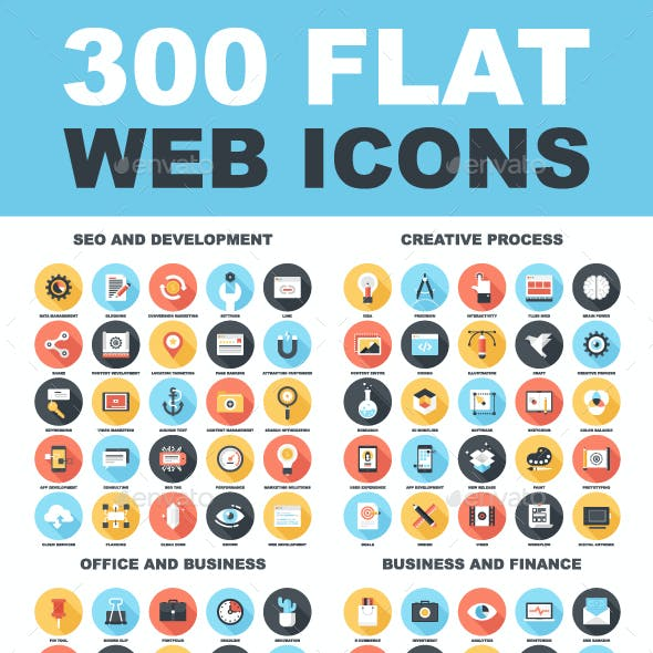 Web Icons Bundle