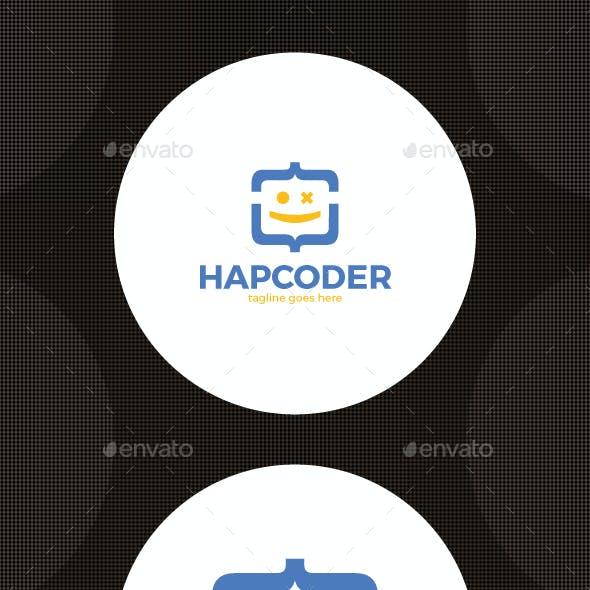Happy Code Logo