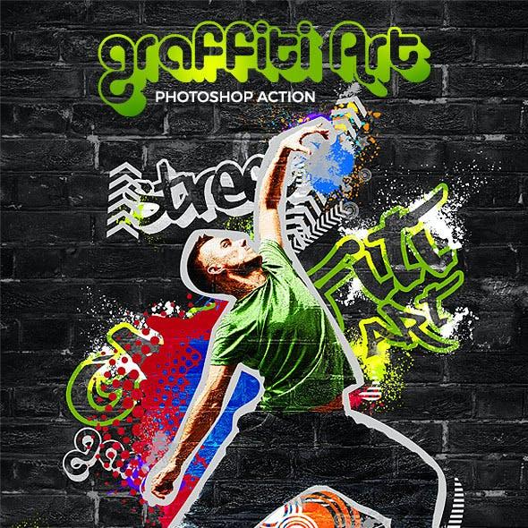 Graffiti Art Action