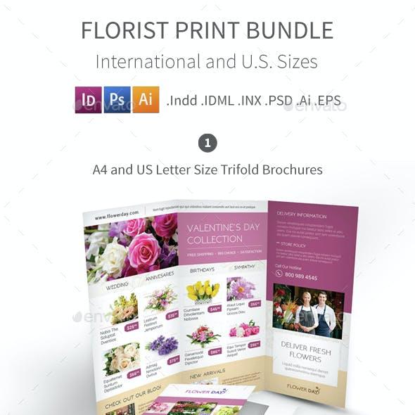 Florist Print Bundle 2