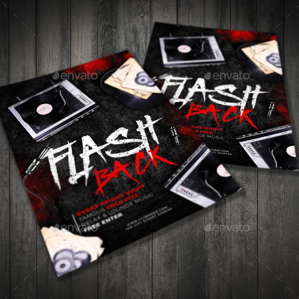 Flash Back Flyer V3