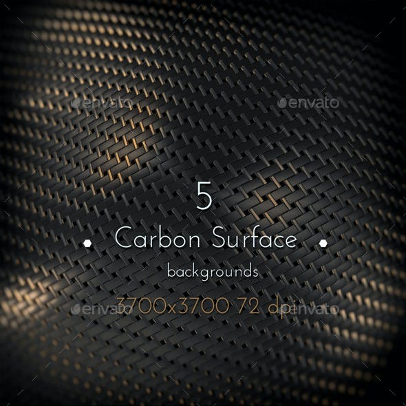 Dark Carbon Background