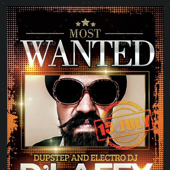 Guest Dj Most Wanted