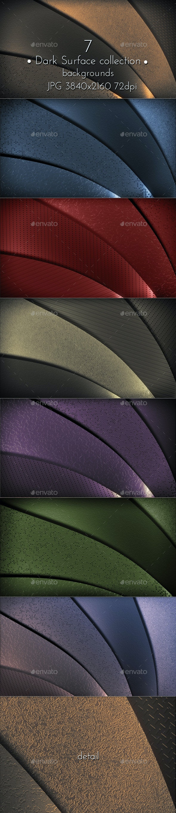 Dark Blades Background - Tech / Futuristic Backgrounds