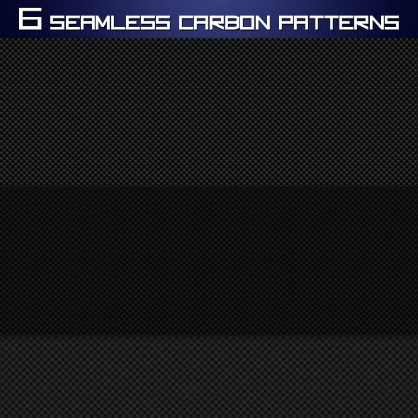 Seamless Carbon Patterns