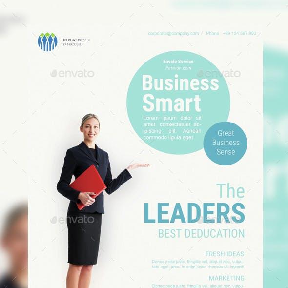 Corporat Business Flyer