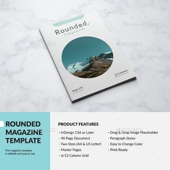 Rounded Magazine