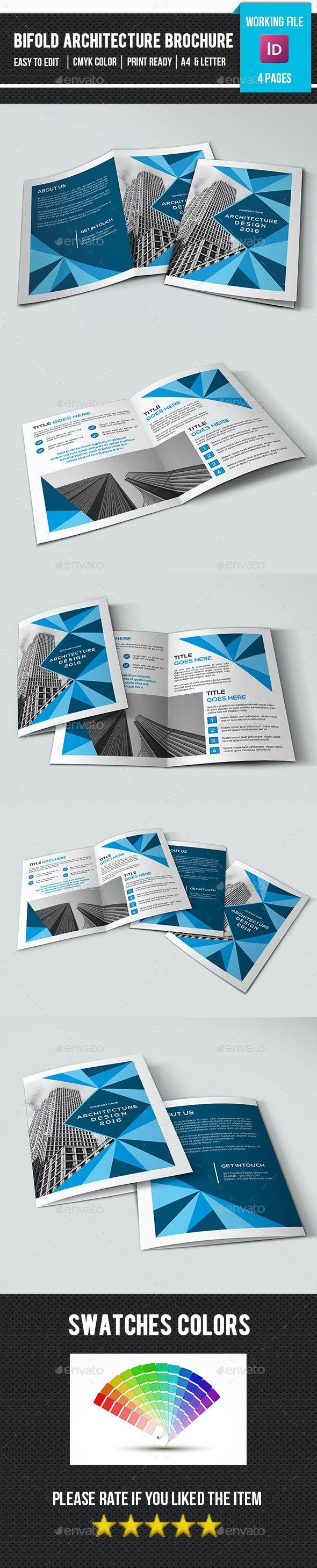 Business Bifold Brochure-V366 - Corporate Brochures
