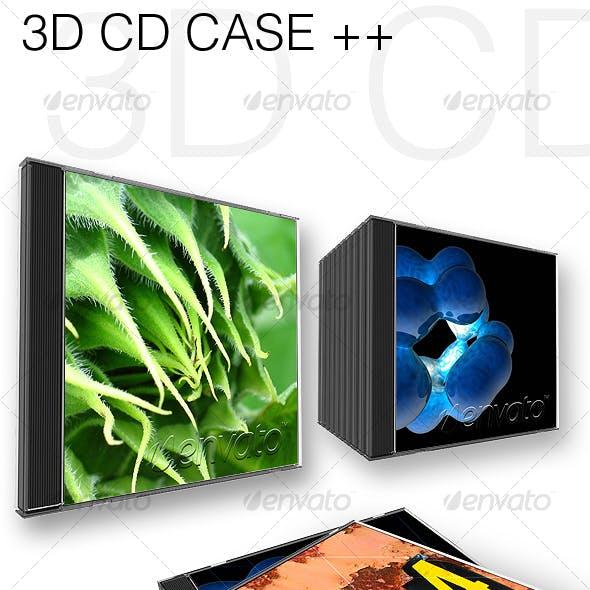 3D CD Cases ++