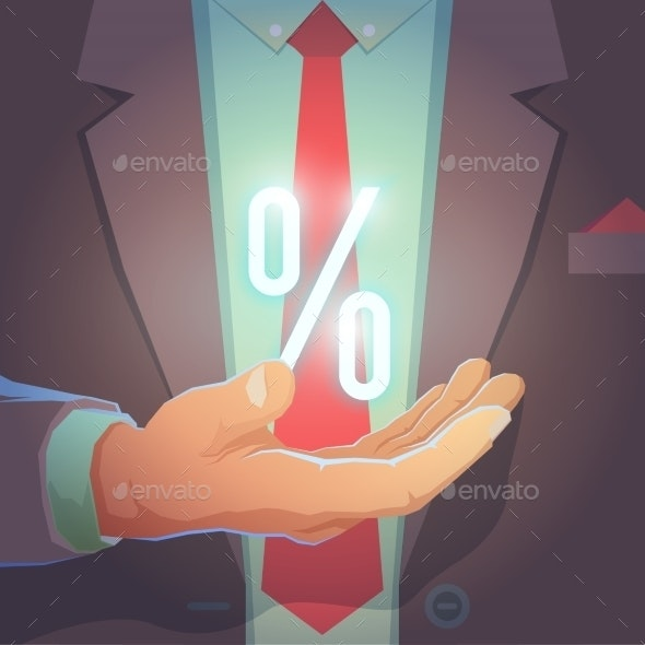 Hand Of a Businessman - Concepts Business