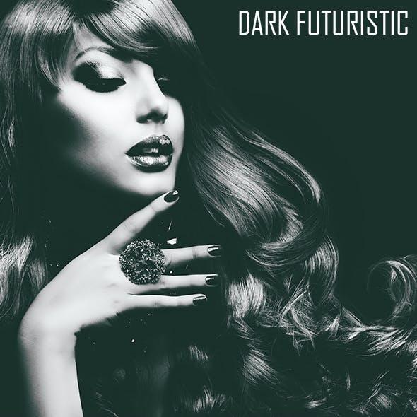 Futuristic Dark Color Movie Effect