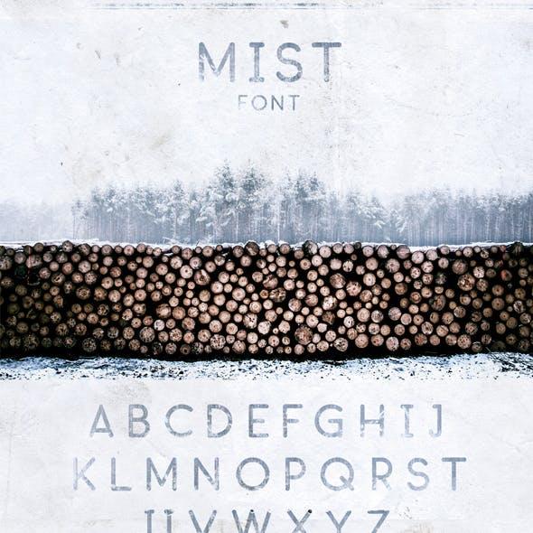 Mist Font
