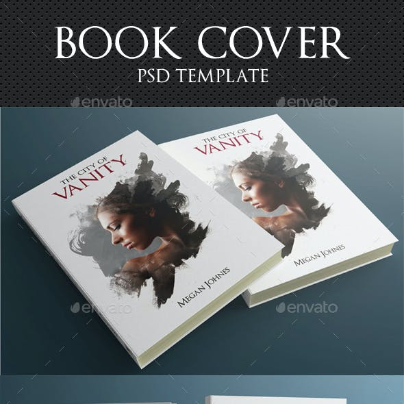 Book Cover Template 03