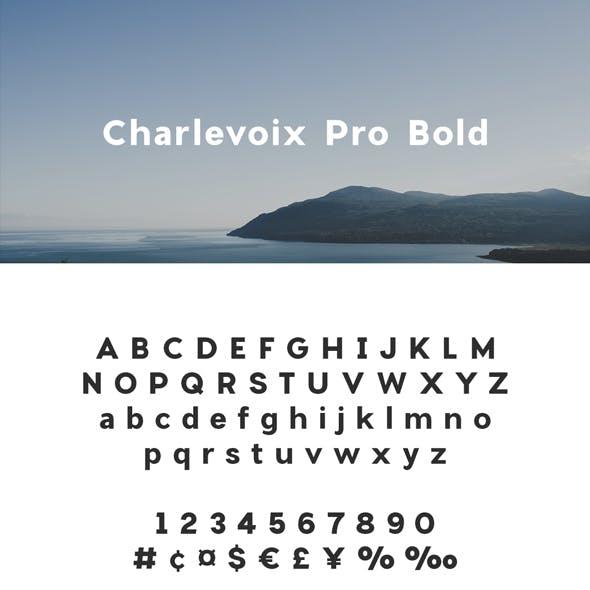 Charlevoix Pro Bold