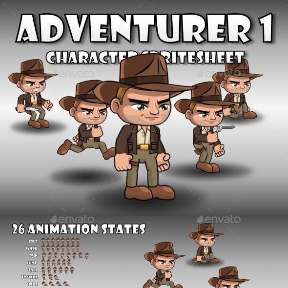 Adventurer Character 1