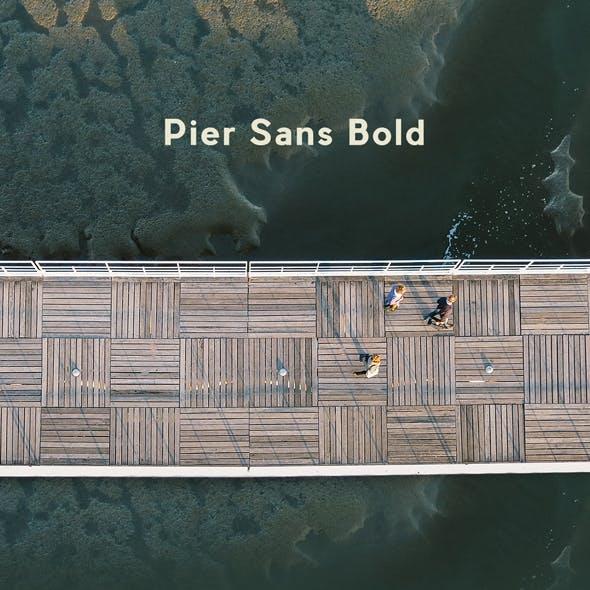 Pier Sans Bold
