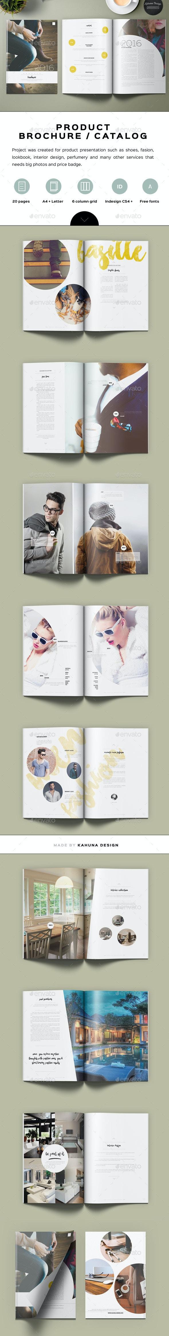 Product Brochure / Catalog - Catalogs Brochures