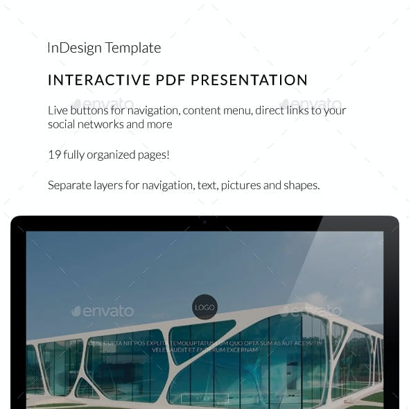 Interactive PDF Prezentation No2
