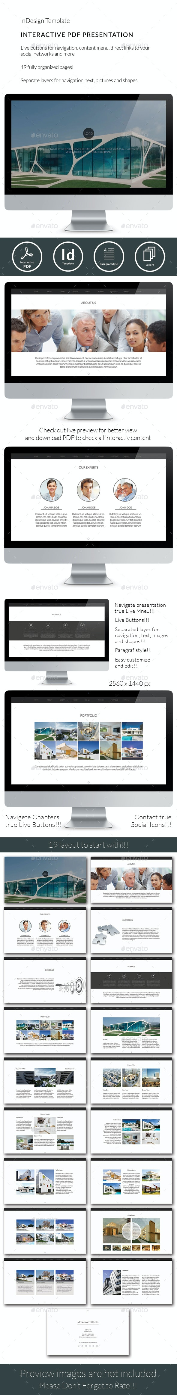 Interactive PDF Prezentation No2 - ePublishing