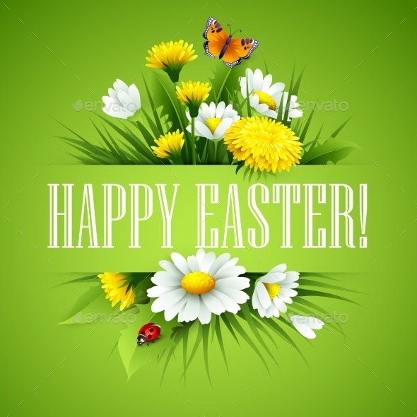 Easter Greeting - Miscellaneous Seasons/Holidays