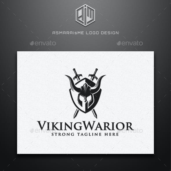 Viking Warior Logo