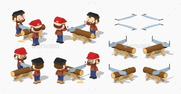 Log Sawing on the Work Bench - Industries Business